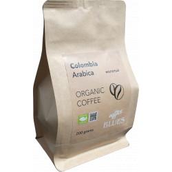 Органический кофе молотый Колумбия крафт, 200 г