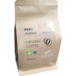 Органический кофе молотый Перу крафт, 200 г