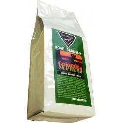 Зелёный кофе в зёрнах Колумбия СУПРЕМО, 500 г