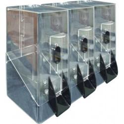 Бункер пластиковый СПБ 3-секционный малый (новый)